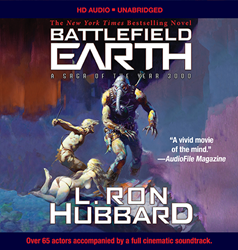 'Battlefield Earth' Unabridged Audiobook