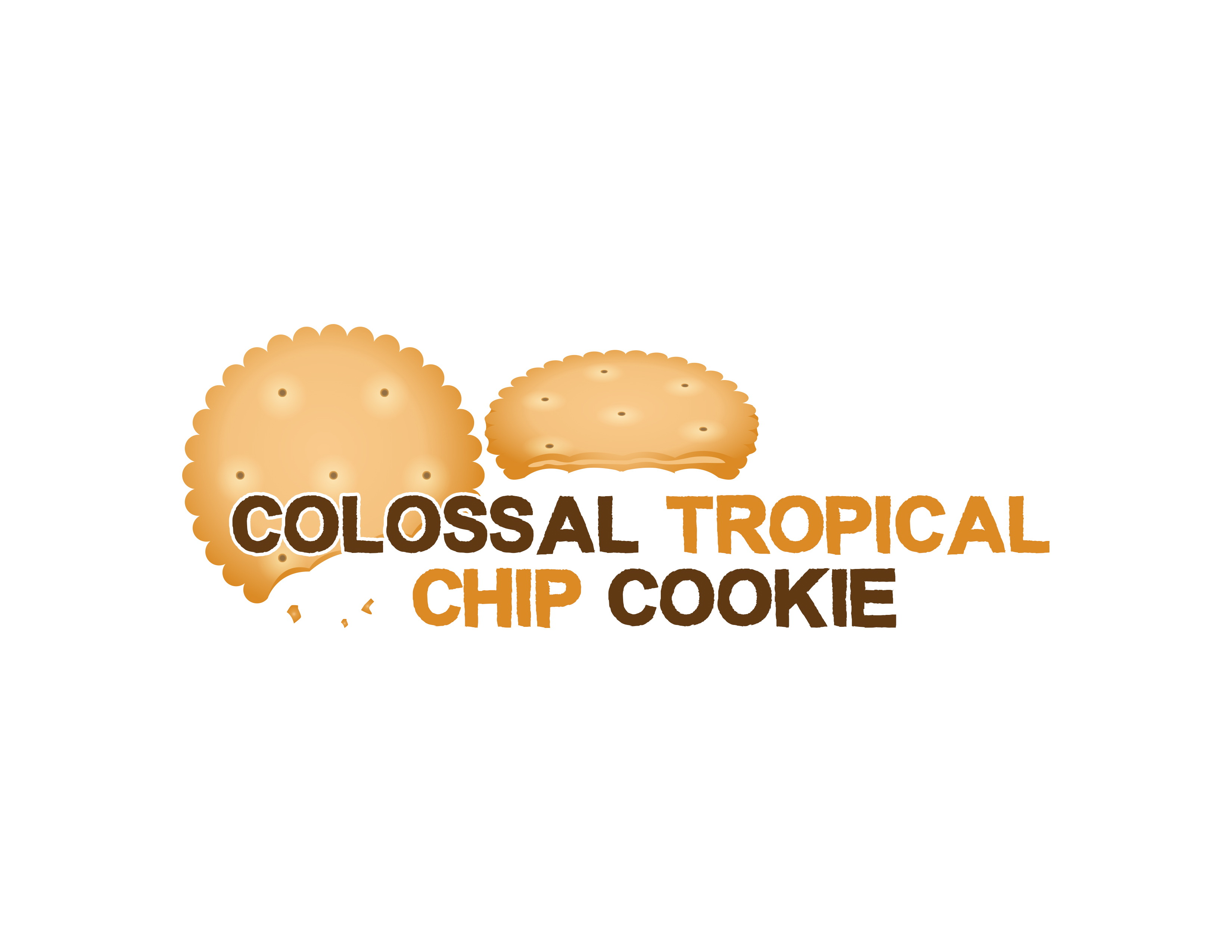 World patent marketing invention team introduces the next hottest colossal tropical chip cookie a recipe patent formulated to provide a delicious and healthy tropical cookie snack forumfinder Choice Image
