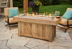 New Product Update: Linear Vintage Fire Table
