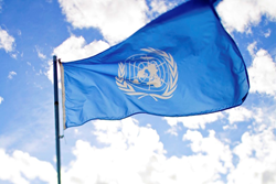 UN flag. CREDIT: Sanjitbakshi https://www.flickr.com/photos/sanjit/6365386329/sizes/l (CC)