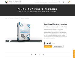 Pixel Film Studios Announces The Release of ProDoodle Corporate for...