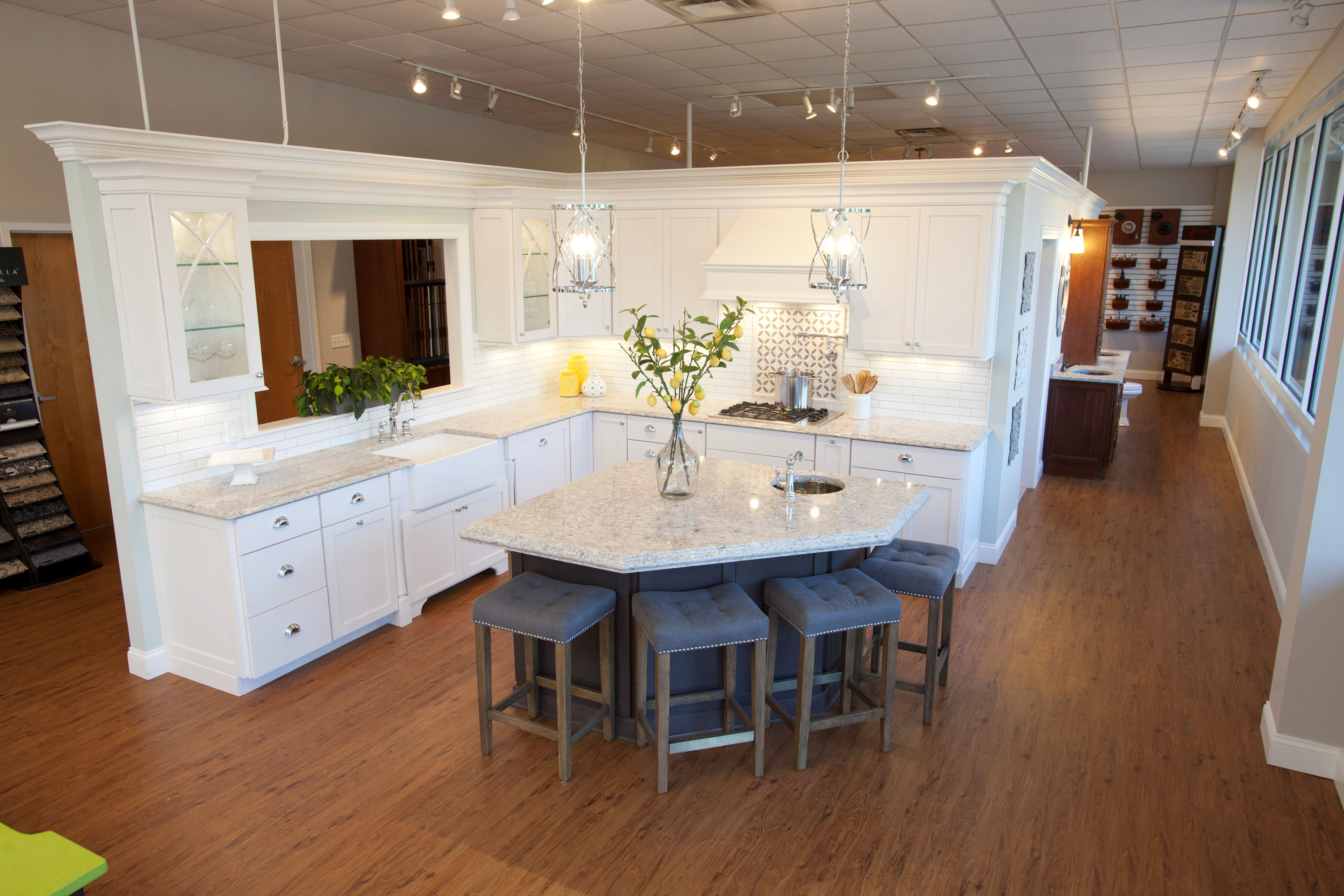 Kitchens, Baths, Tile, Hardwood, Countertops, And Of Course Plumbing  Supplies Make This A One Stop Shop For Contractors And Homeowners.
