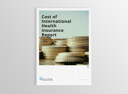 Cost of Health Insurance 2016 Report cover