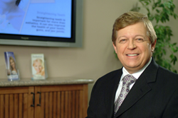 Dr. Les Latner Restoring Smiles and Lives of Domestic Violence Victims