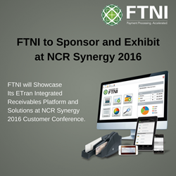 FTNI to Showcase Integrated Receivables Solutions at NCR Synergy Event Image
