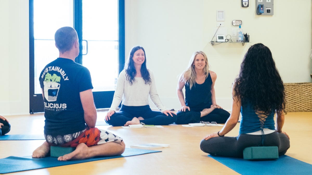 Co Owners Kelly Elle Kenworthy And Amy Benton Are Leading The 200 Hour Yoga Teacher Training Course Which Is A Comprehensive Certified Program