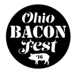 Ohio Bacon Festival 2016 Logo.