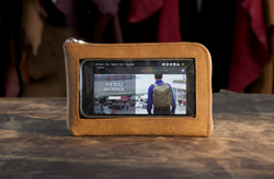 The Intrepid iPhone Travel Wallet