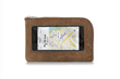 Intrepid iPhone 7 Travel Wallet—grizzly brown leather