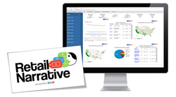 RetailNarrative: A New Paradigm for Retail Analytics and Demand Planning Reporting