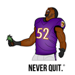 Ray Lewis Never Quit