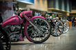 The nation's top bike builders will participate in the custom bike show at Ray Price Capital City Bikefest, Sept. 23-25, 2016.