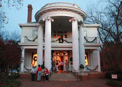 Oakwood Christmas Tour 2019 Plan Now For Intimate Look Inside Raleigh's Historic Oakwood Homes