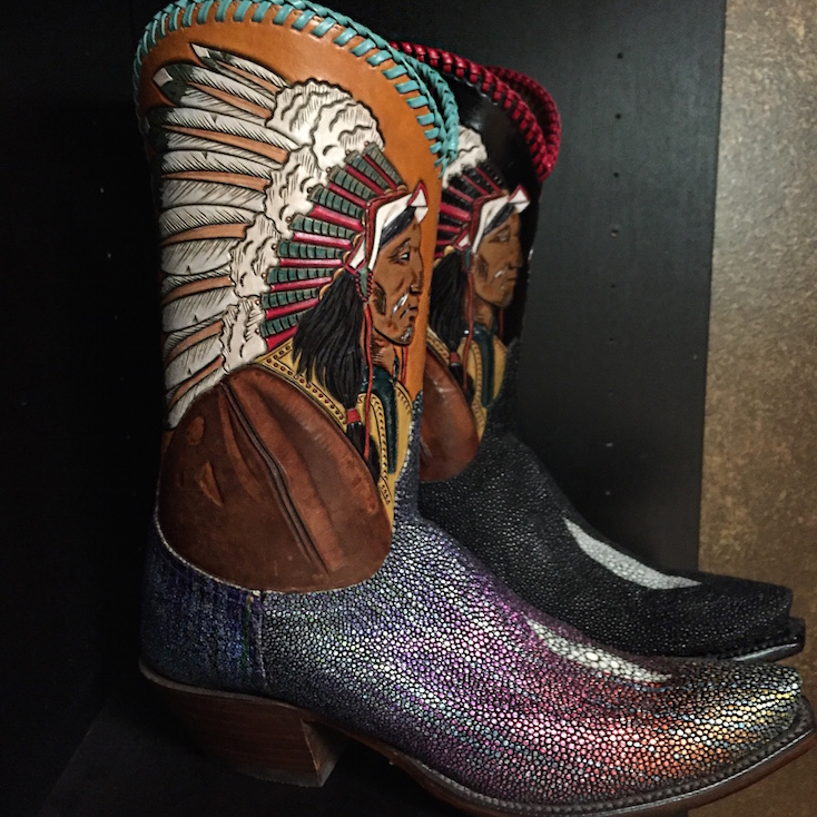 Lucchese Announces Opening Of Dallas Showroom Complete