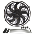 Derale Dyno-Cool Series Curved Blade Fan