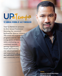 Up The Tempo - An Evening of Jazz with Year Up Baltimore