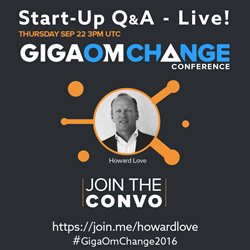 Start-up Q&A Live Launches Today from The GigaOm Change...