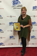 Silver EVVY Award in fiction/fantasy for Waterwight