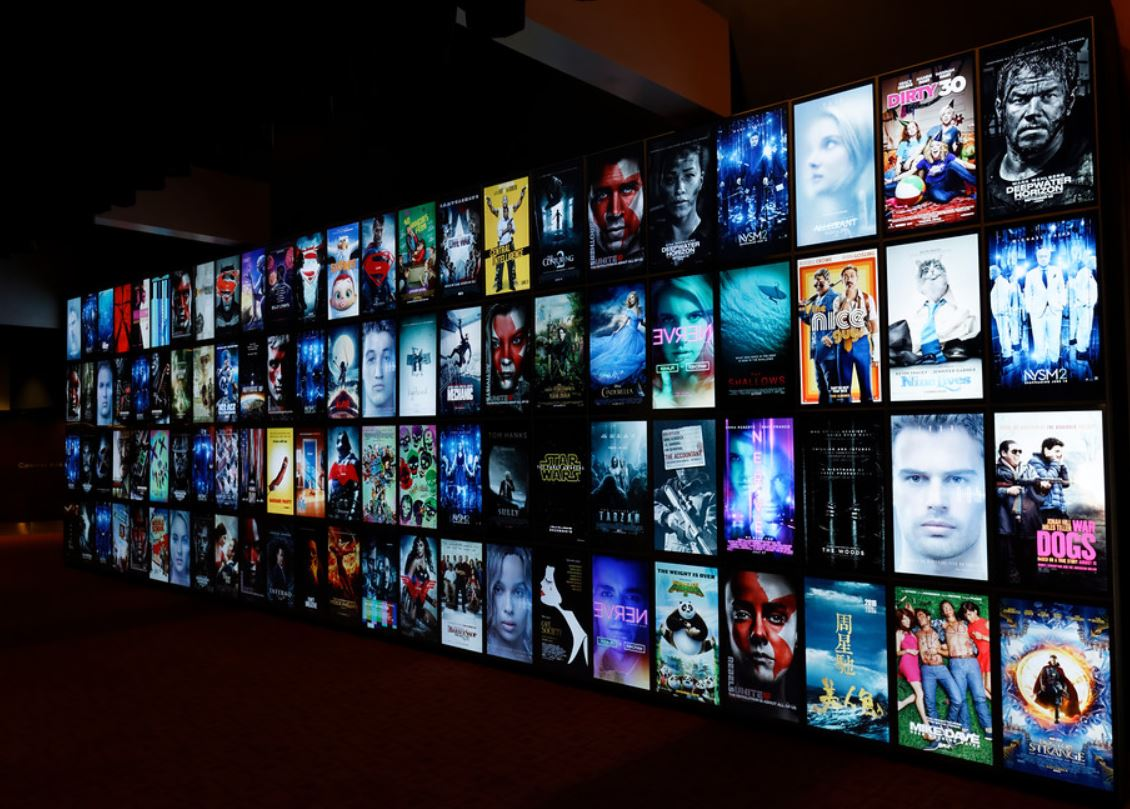 Eye-Popping, 50-Foot-Wide Digital StoryWall Astonishes Moviegoers at