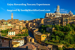 Recruiting for Good to Reward 100 Women $5,000 Tuscany Travel Saving