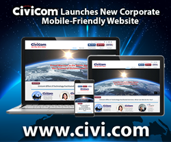 Civicom Launches New Corporate Website, Features New Services