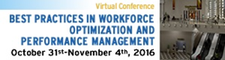 Workforce and Performance Management Virtual Conference
