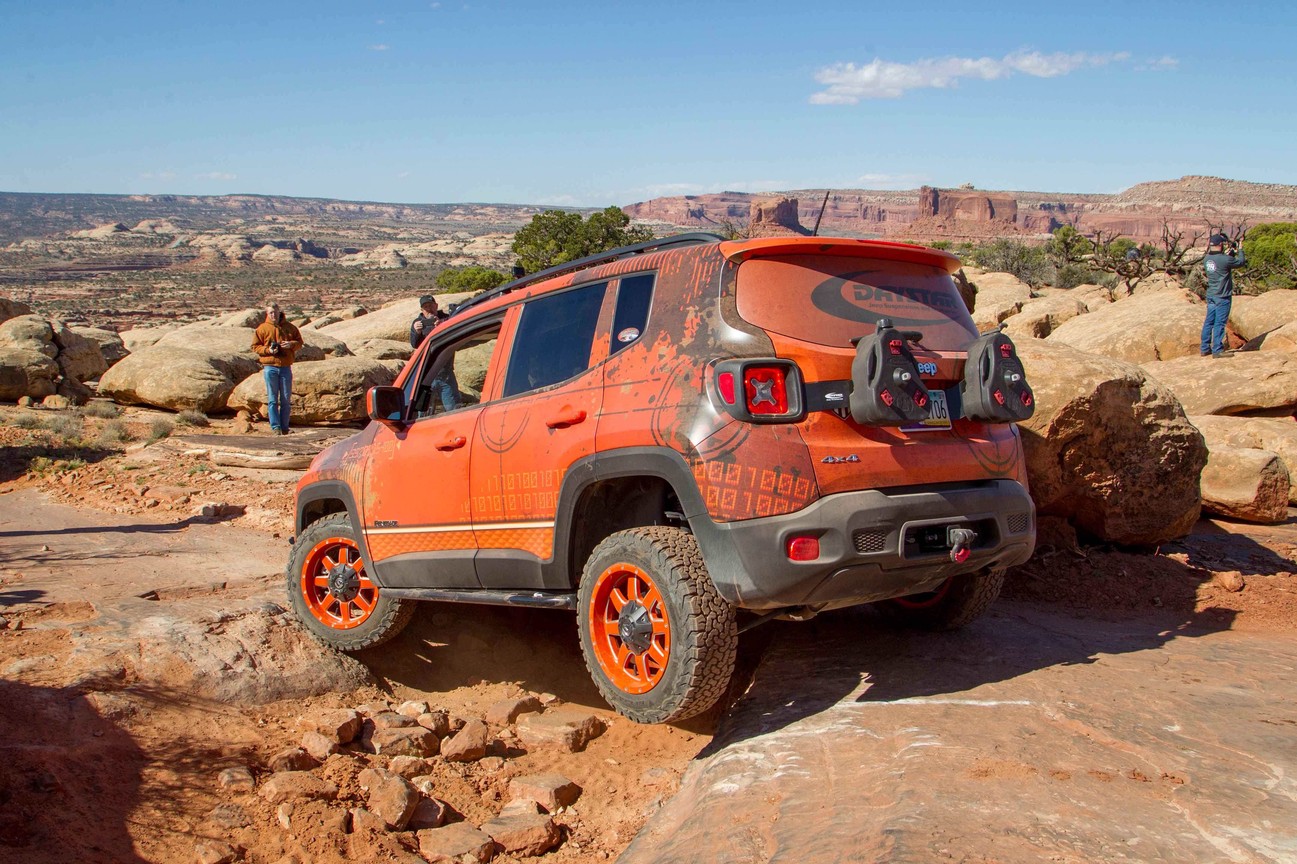 Lifted Jeep Renegade >> New at Summit Racing Equipment: Daystar Comfort Ride Lift ...