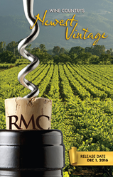 RMC's Newest Destination, Napa and Sonoma Wine Country