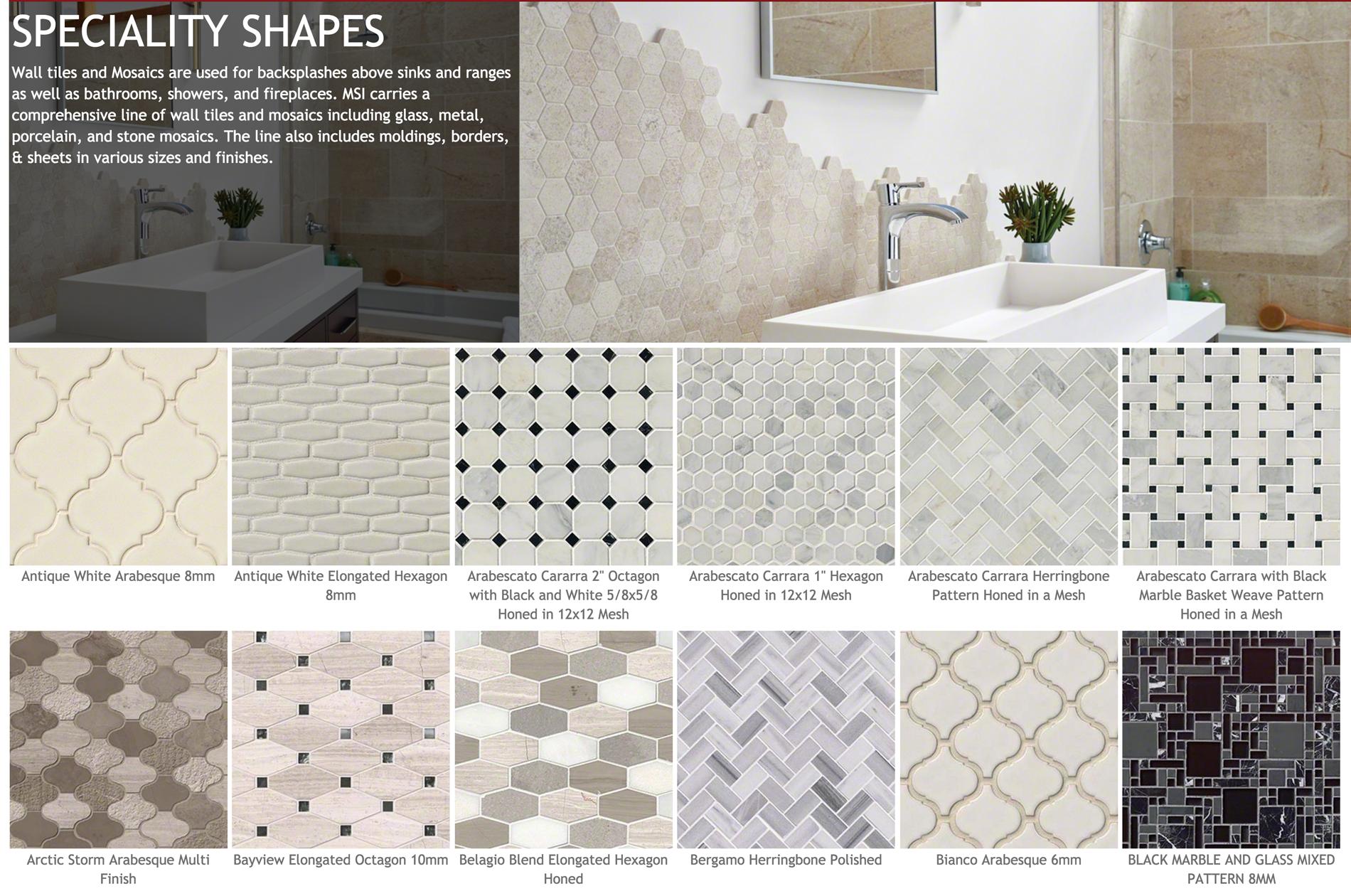 M S International, Inc. Updates Decorative Mosaics and Wall Tile ...