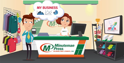 See how the Minuteman Press franchise helps other businesses grow - WATCH VIDEO at https://youtu.be/bXaMXXt_siE and learn more about Minuteman Press franchise opportunities at http://www.minutemanpressfranchise.com