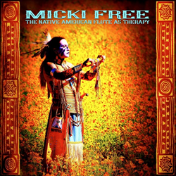 Micki Free's new music for meditation, well being and yoga.