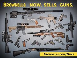 Brownells Now Sells Guns Online