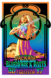 2017 Palisade Bluegrass & Roots Festival