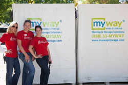 myway mobile storage of denver Walk to Defeat ALS® Event in Denver