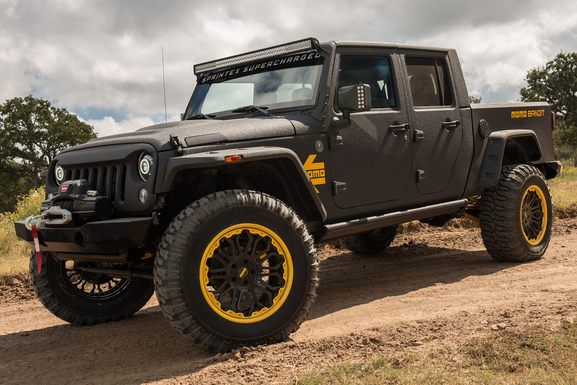Starwood Motors to Showcase Newly Designed Custom Jeep at ...