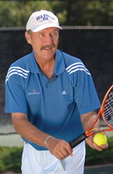 Stan Smith - former world  No. 1