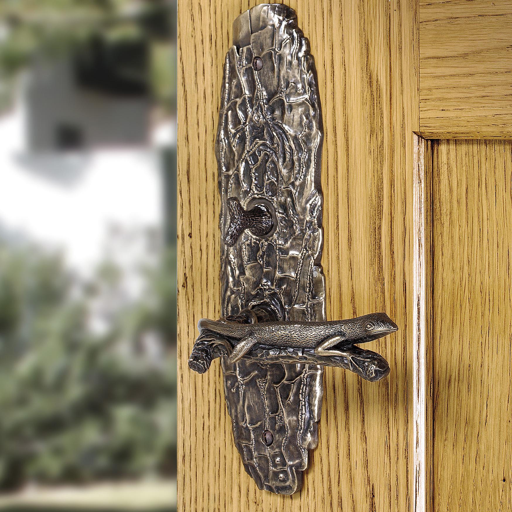 Martin Pierce\'s Custom Door Handles Shown in New Video Release