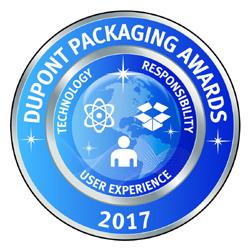 DuPont Award for Packaging Innovation 2017 Icon Thumbnail