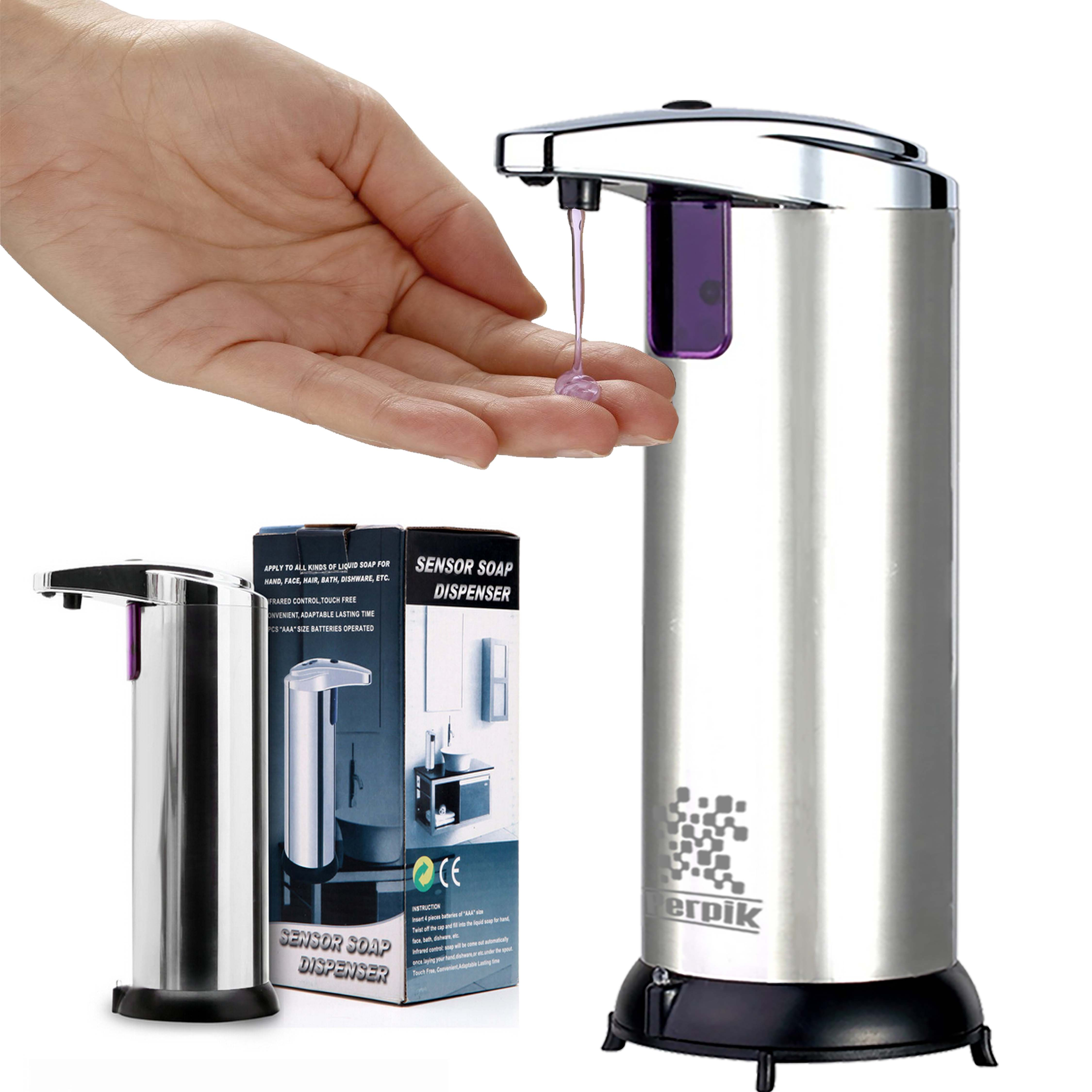PerPik Announces Launch of Premium Quality Touch-Free Automatic Soap ...