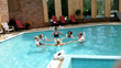 New Life Hiking Spa Water Workout Class
