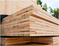 First Complete Cross Laminated Timber (CLT) Building to be