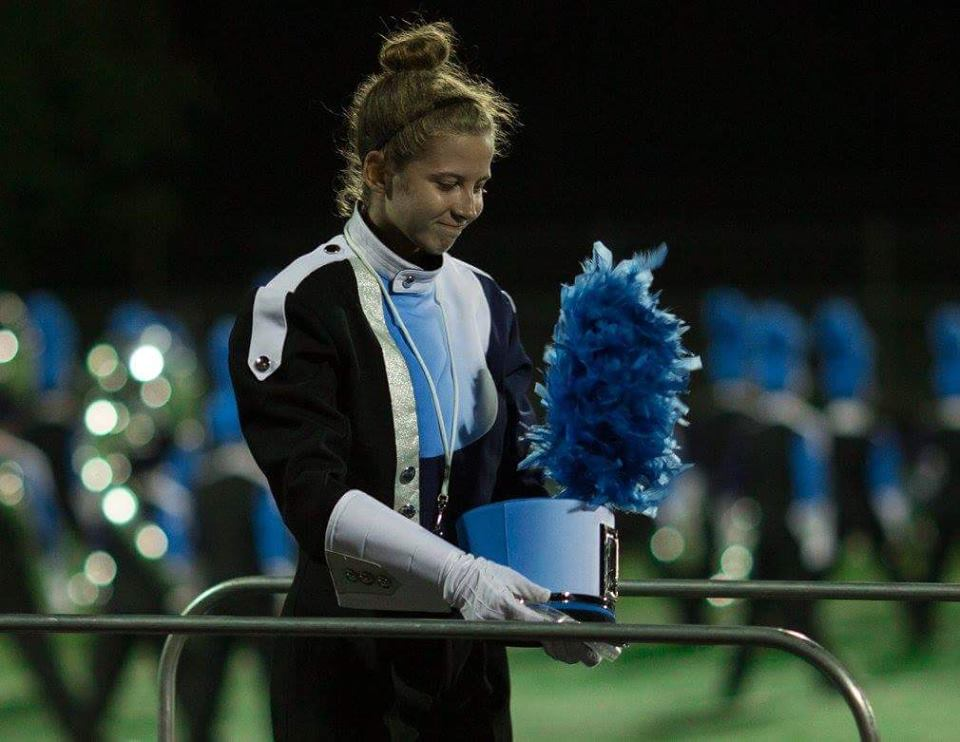 Bob Hope Band Scholarship Awarded To Prospect High School Marching
