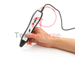 White 3D Drawing Pen
