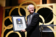 James Cameron Accepts SMPTE Honorary Membership at the SMPTE Centennial Gala