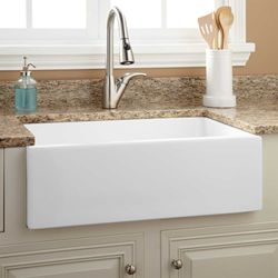 New Fireclay Sinks From MR Direct