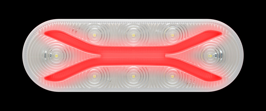 optronics reveals stunningly different led stop tail turn lamps rh prweb com Bumper Guide Lights Sylvania Light Guide