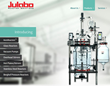 JULABO USA Launches New Reaction Solutions Website and Shopping Cart