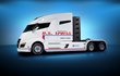 Nikola One™ Zero-Emission, Hydrogen-Electric Semi-Truck
