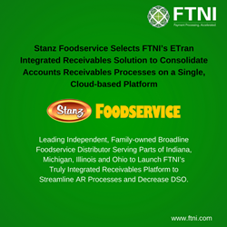 Image | Stanz Foodservice Selects the ETran Integrated Receivables Platform from FTNI