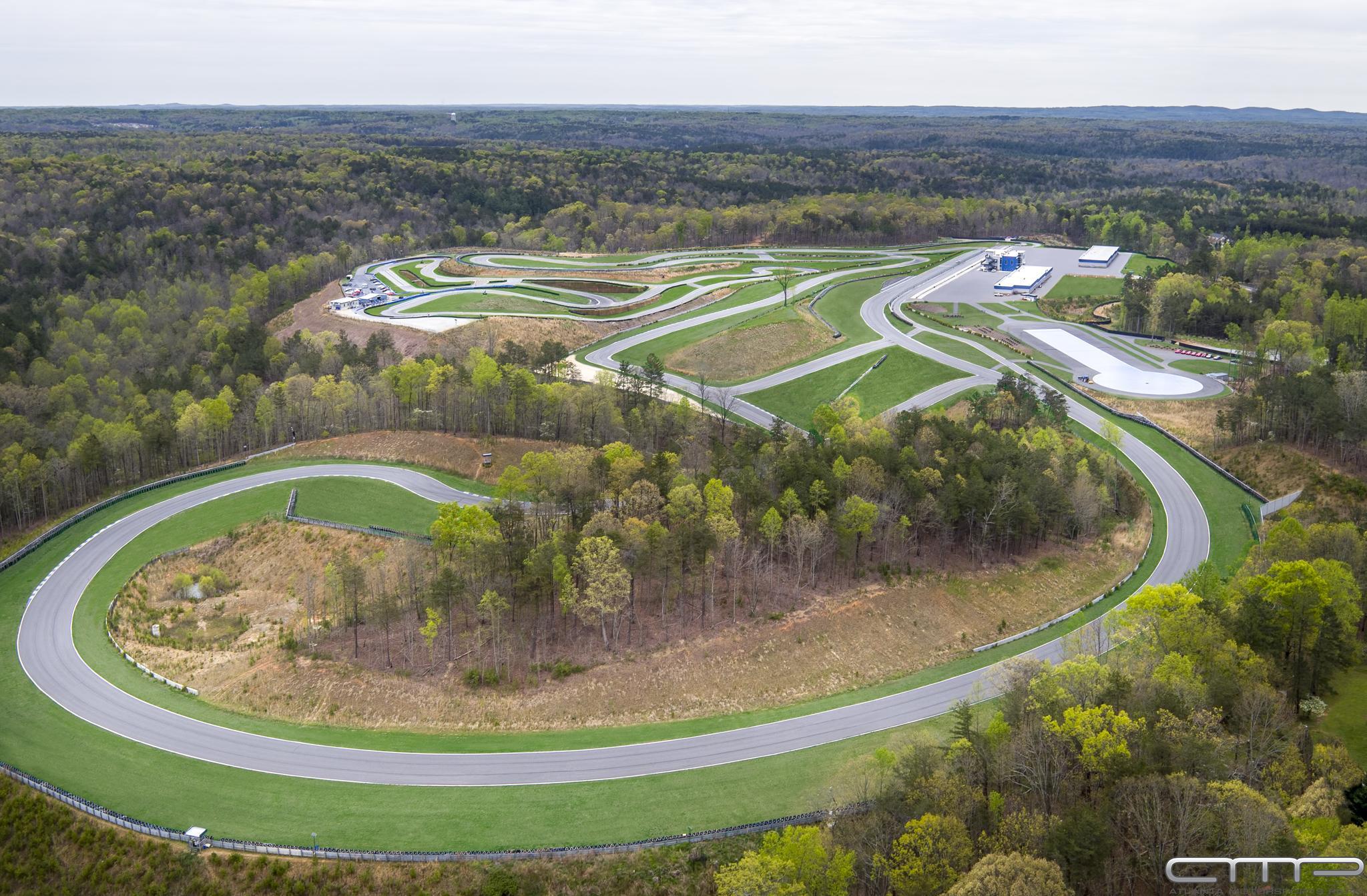 Barber Motorsports Park >> Skip Barber Racing School Names Atlanta Motorsports Park as new Learning Center